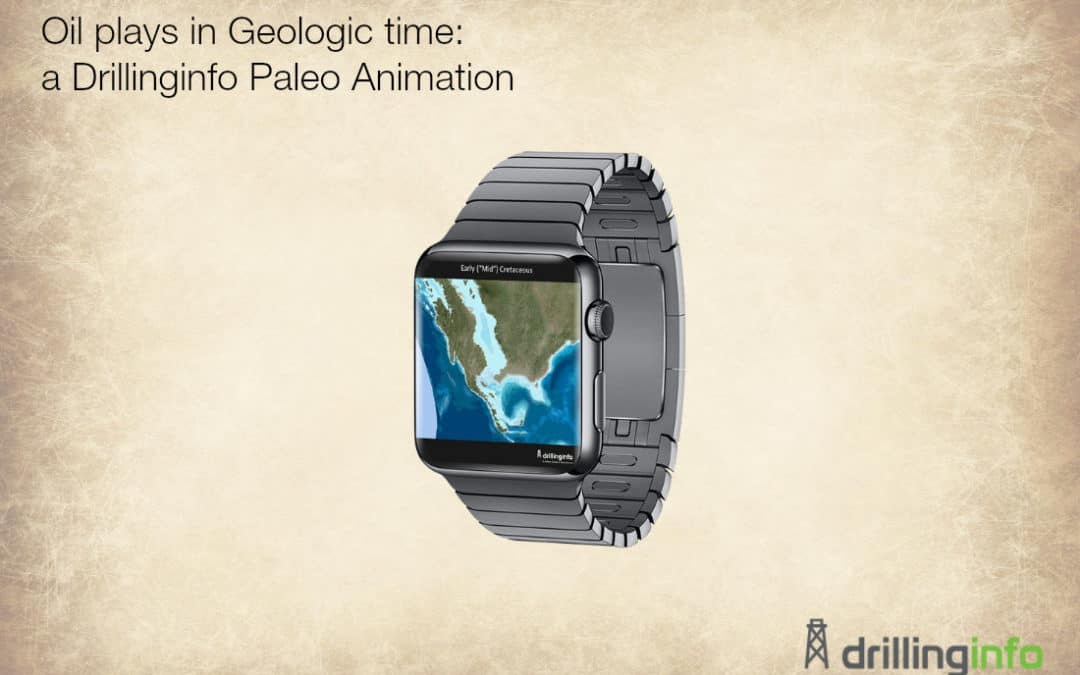 Oil Plays in Geologic Time: a Drillinginfo Paleo-Animation
