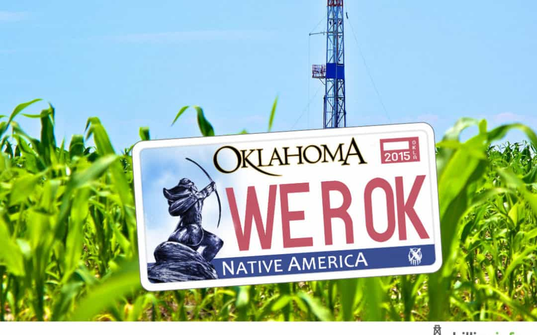 Oklahoma Oil is OK, Recent Activity Report