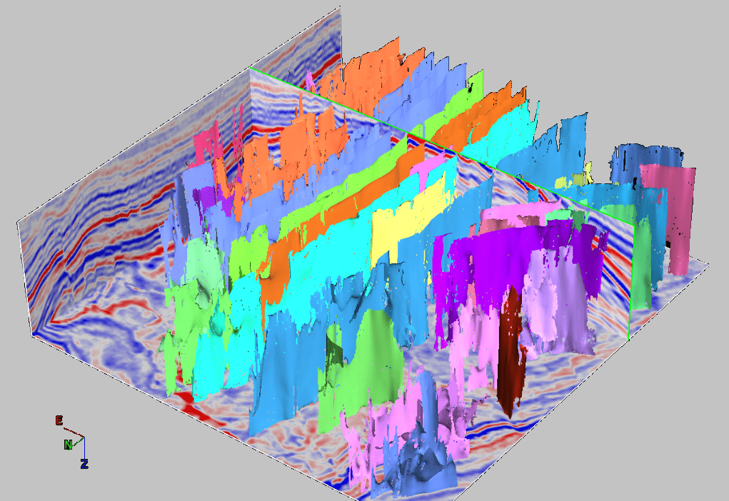 oil gas visualization software