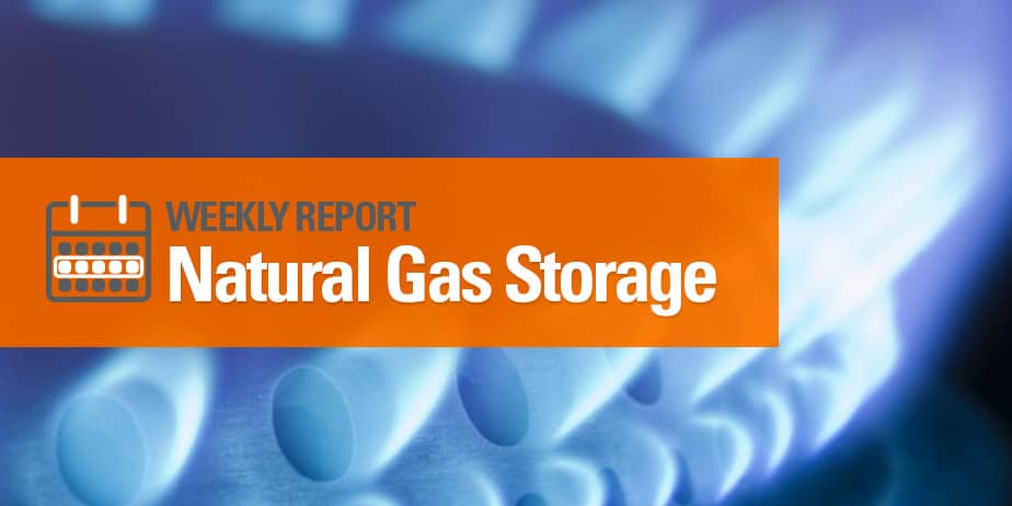 Gas Storage Injection Meets Expectation