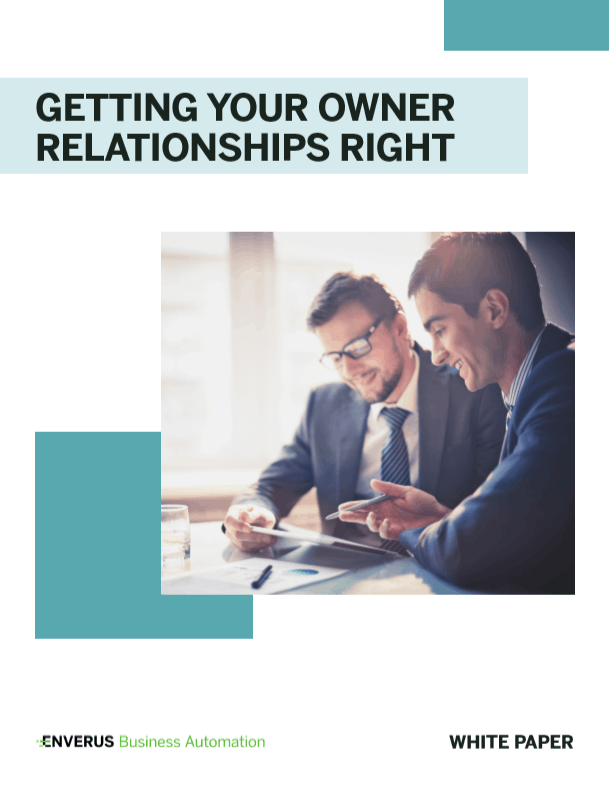 2019.9 OFS Operators: How to Get Your Owner Relationships Right