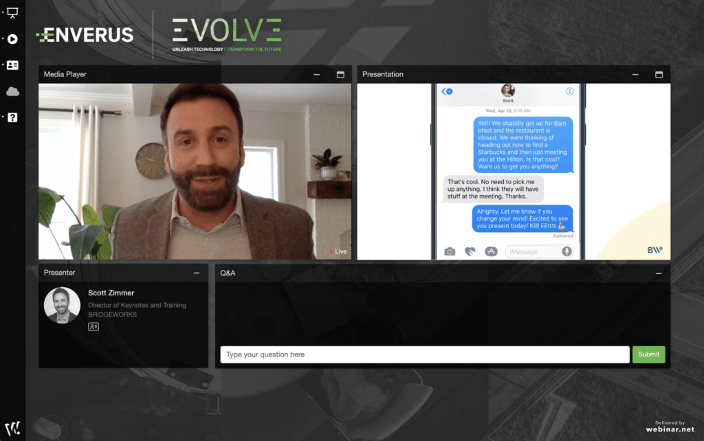 EVOLVE CONFERENCE RECAP: DAY TWO